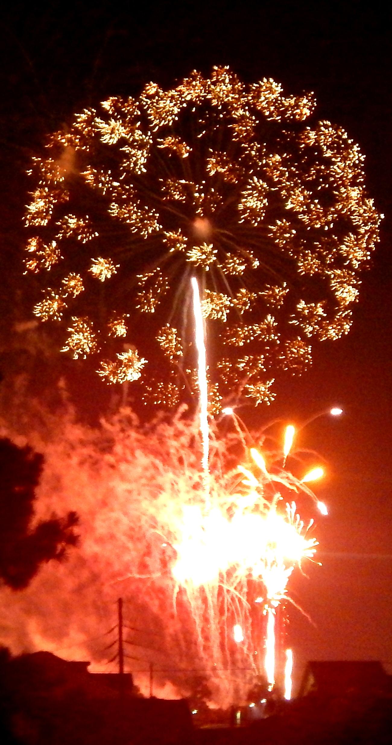 Fireworks allowed in St. Charles, St. Bernard for NYE