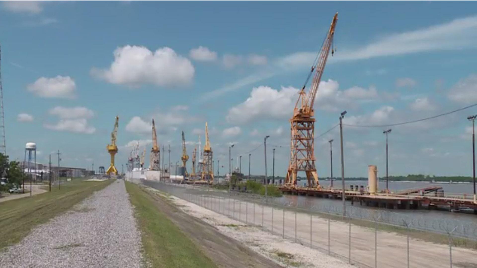 Port Of New Orleans Considering Avondale Site