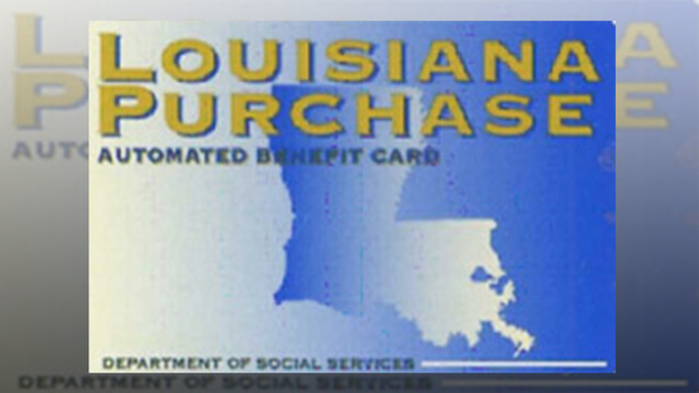Changes To Louisiana Food Stamp Program