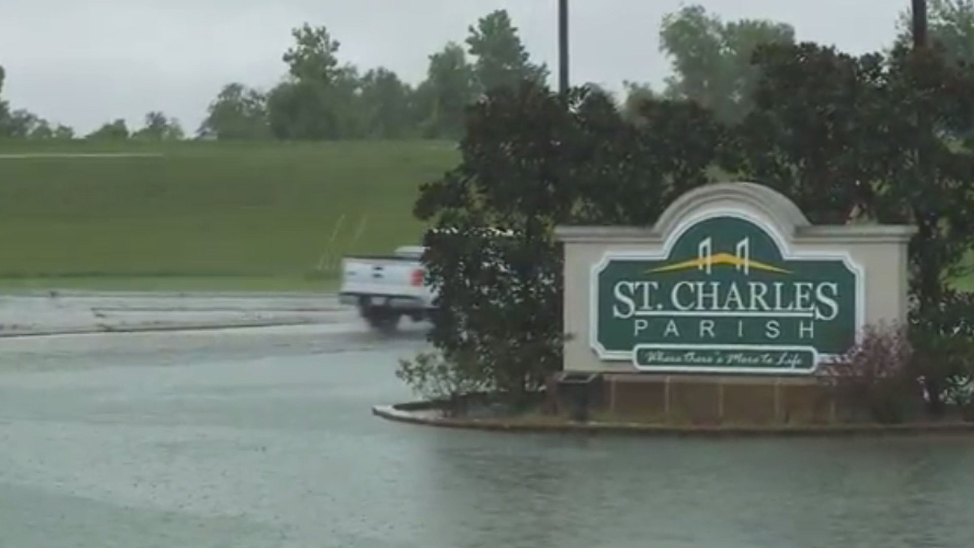 St Charles Parish Officials Call State Of Emergency As