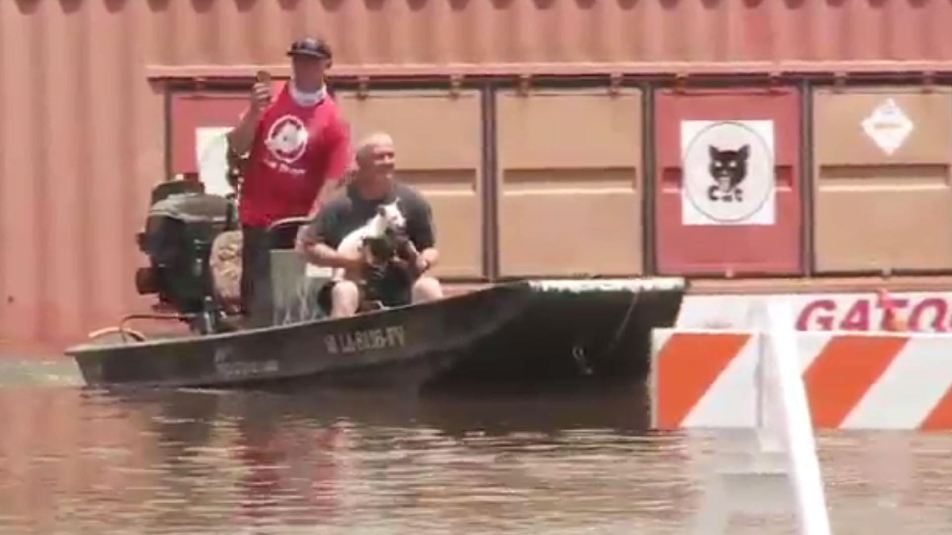 State senator clarifies position on Cajun Navy | wwltv.com