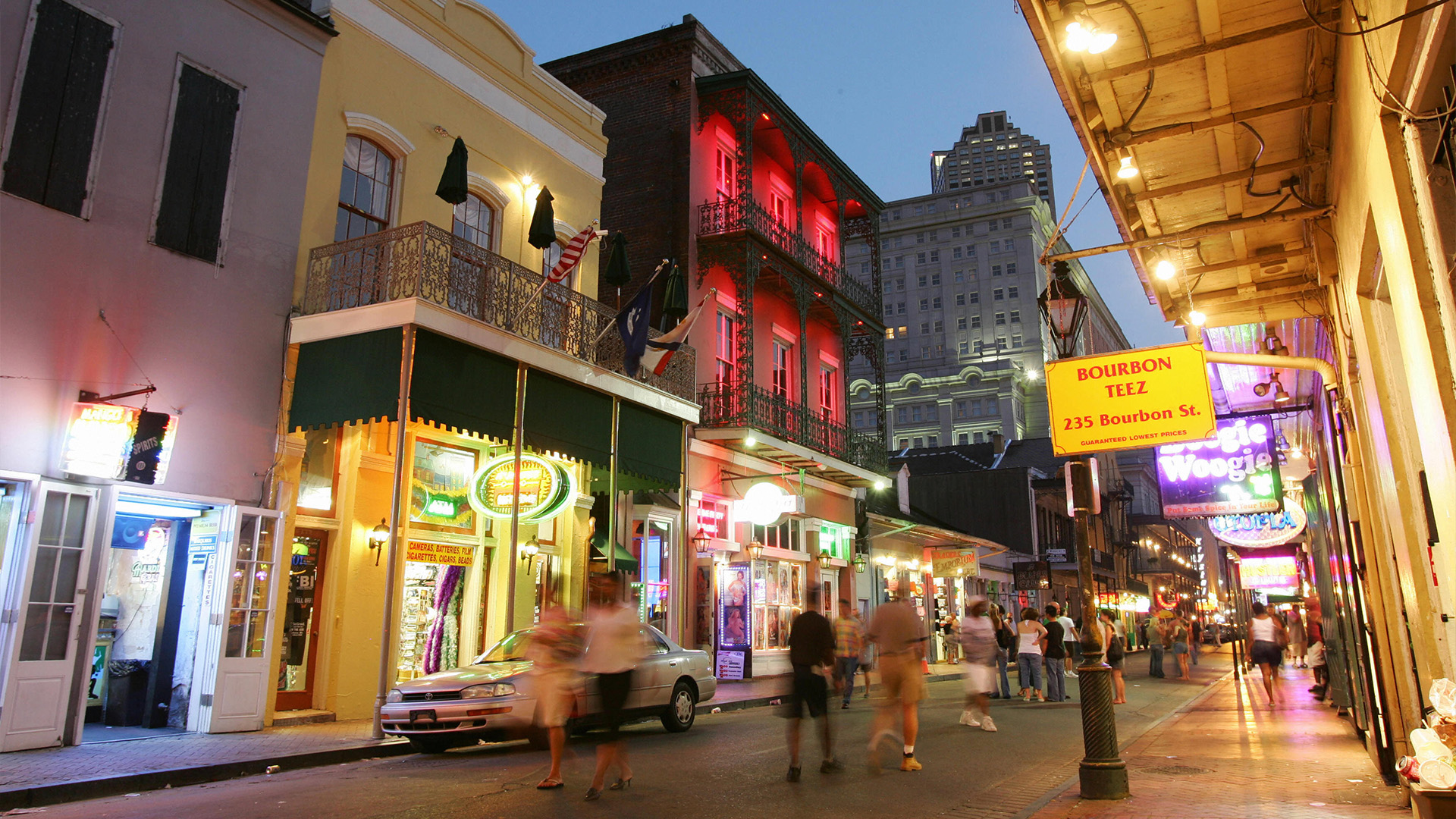 Bourbon Street repairs put spotlight on French Quarter drainage issues