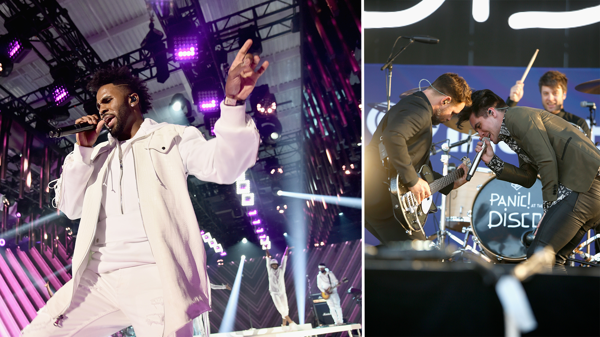 Jason Derulo, Panic! at the Disco to play New Year's Eve ...