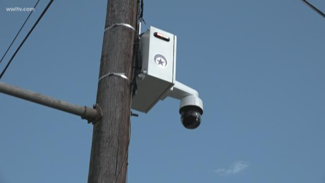 Residents say NOPD flashing crime cameras are intrusive