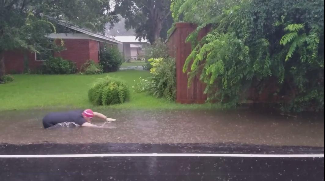 Lyric louisiana rain lyrics : wwltv.com | Louisiana man finds silver lining after heavy rain ...